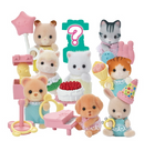 Baby Party Series Calico Critter