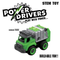 Power Drivers City Squad Garbage Truck