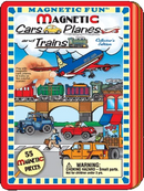 Magnetic Cars, Planes, and Trains