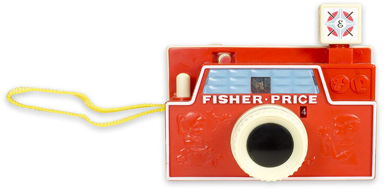 Fisher Price Changeable Disc Camera