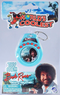 World's Coolest Bob Ross Talking Key Chain