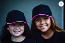 Light up Baseball Cap-Electric Pink