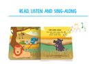 Ditty Bird Safari Animal Sounds Book