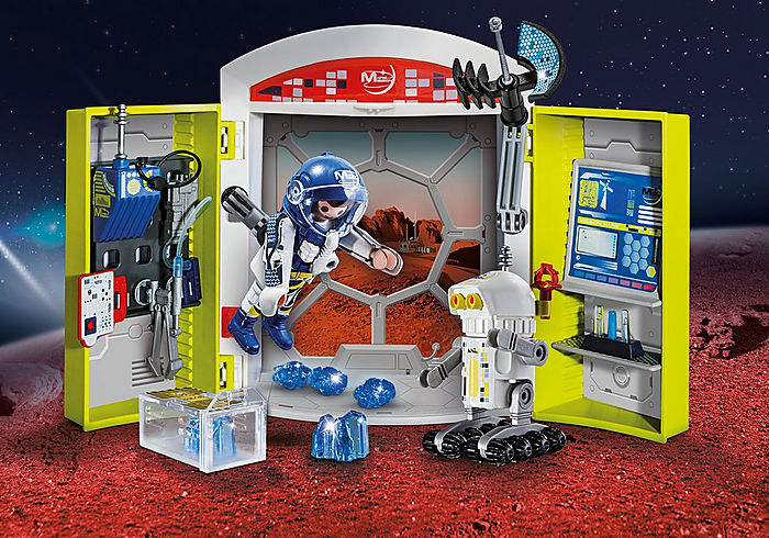 Mars Mission Play Box