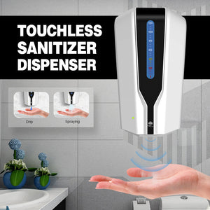 WHOLESALE 15 PCS -  Automatic Touchless Dispenser Sterilizer