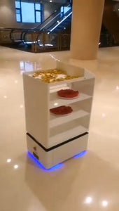 Food Delivery Robot Tank - Smart Car Chassis