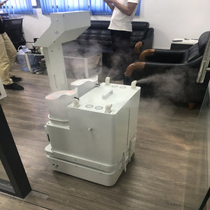 Robot Bacteria Killing Disinfection For Public - UV Sterilizer