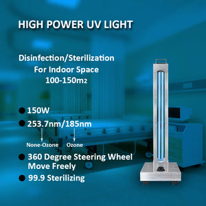 WHOLESALE 100PC - UVC Portable Sterilizer Lamp Device