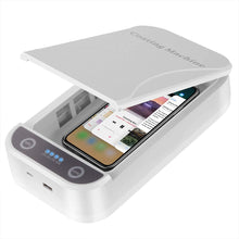 Load image into Gallery viewer, WHOLESALE - 10 PCS - Multi-functional 99% Cell Phone UV Sterilizer