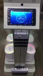 AI - High Power UV Disinfection Robot For Hospital/Clinic