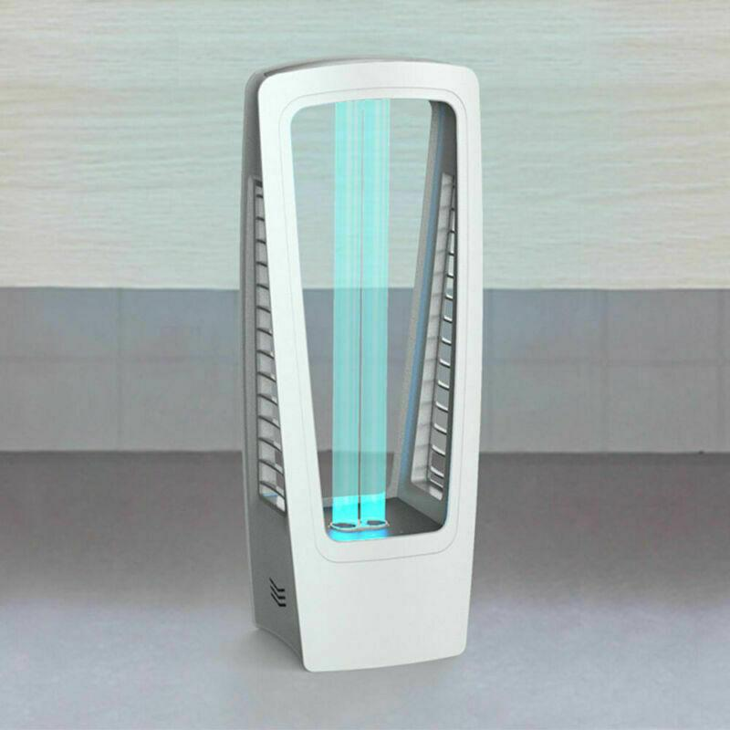 110V 36W UV Germicidal Light Ultraviolet Disinfection Ozone Sterilization Lamp
