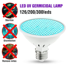Load image into Gallery viewer, WHOLESALE 1000 PCS -E27 LED UV Sterilizer Lamp Bactericidal Bulb -Ozone Light