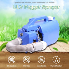 Load image into Gallery viewer, 5L Intelligent Electric ULV Fogger  Disinfection Machine