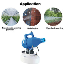 Load image into Gallery viewer, 4.5L 110V/220V Electric ULV Fogger Sprayer Disinfection Machine