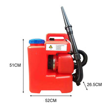 Load image into Gallery viewer, 220V 16L Electric ULV Fogger Sprayer Disinfection Machine