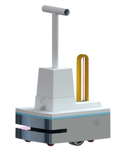 Intelligent Spray Disinfection UV Anti-Epidemic Robot