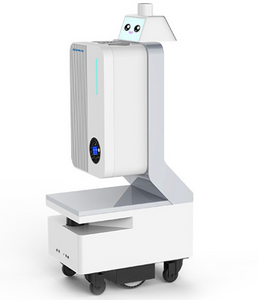 INTELLIGENT Disinfecting Robot