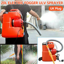 Load image into Gallery viewer, 20LElectric ULV Fogger - Cold Fogging Machine - Disinfection