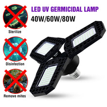 Load image into Gallery viewer, WHOLESALE - 1000 PCS - UV Light Sterilizer E27 Lamp - Led Bulb Ozone