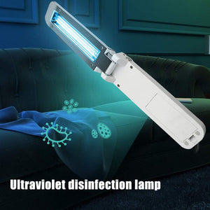UV Light Wand Handheld Sanitizer Wand for Household