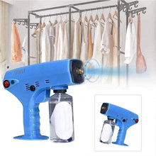 Load image into Gallery viewer, Blue Light Nano Steam Atomizing Fogger Disinfection Sprayer