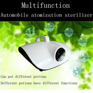 110V/220V Car Atomization Disinfectant Machine