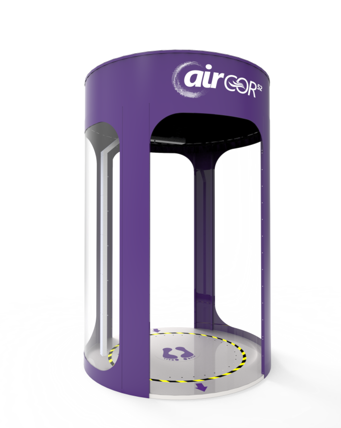AIRCOR 52 PREMIUM Disinfection Tunnels