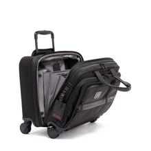 Load image into Gallery viewer, Deluxe 4 Wheeled Laptop Case Brief