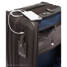 Load image into Gallery viewer, Continental Dual Access 4 Wheeled Carry-On