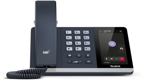 Yealink T55A Phone Compatible with Microsoft® Teams