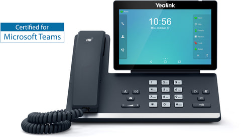 Yealink T56A Phone Compatible with Microsoft® Teams