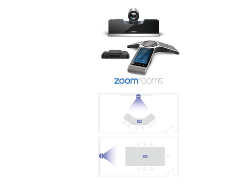 Yealink CP960-UVC50 Zoom Rooms Kit