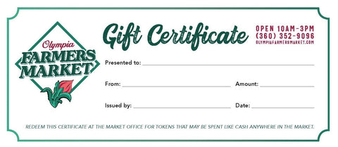 Gift Certificate-$100