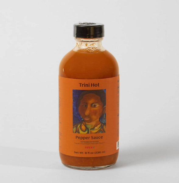 Trini Hot Pepper Sauce