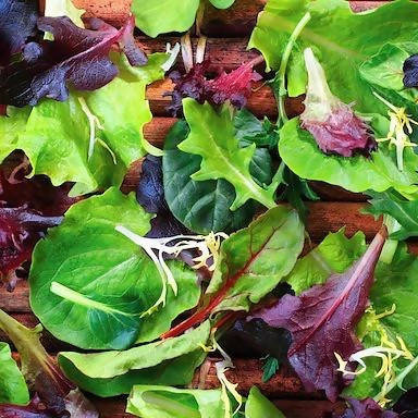 Organic Salad Mix (8oz bag)