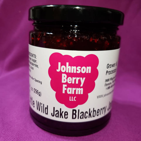 Little Wild Jake Blackberry Jam