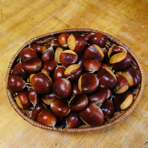 Chestnuts - Fresh - certified organic