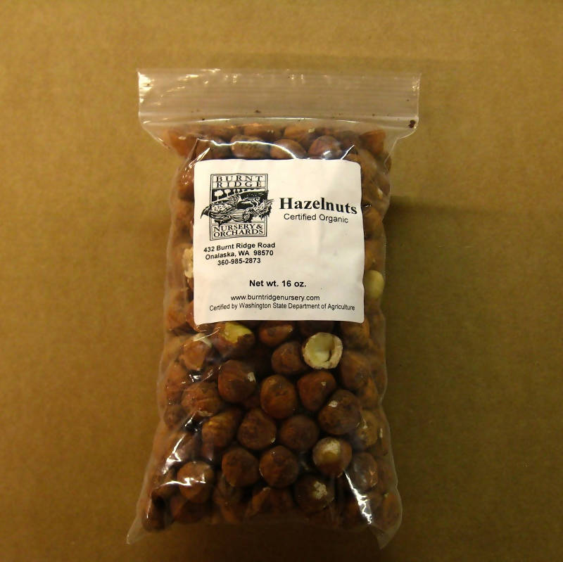 Hazelnuts - shelled