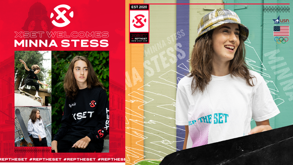 XSET Announces Minna Stess
