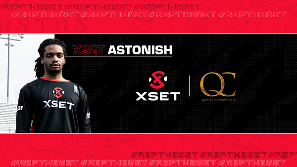 XSET Partners With Quality Control to Introduce Astonish