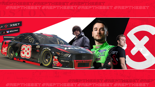 XSET Welcomes iRacing Roster and a NASCAR Driver