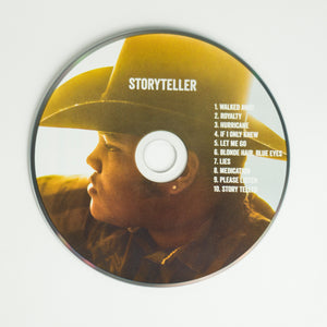 Jackson Snelling - Story Teller Physical CD