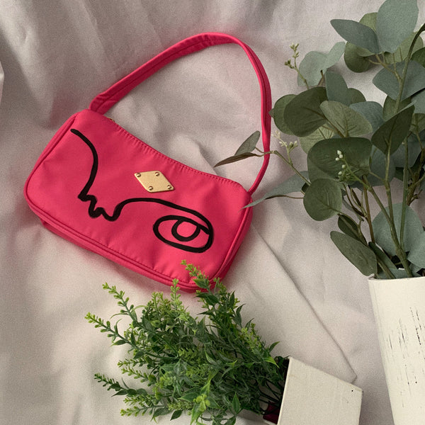 Fuschia Bag