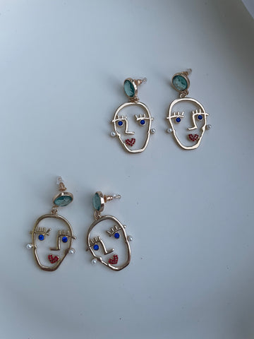 Petra Earrings
