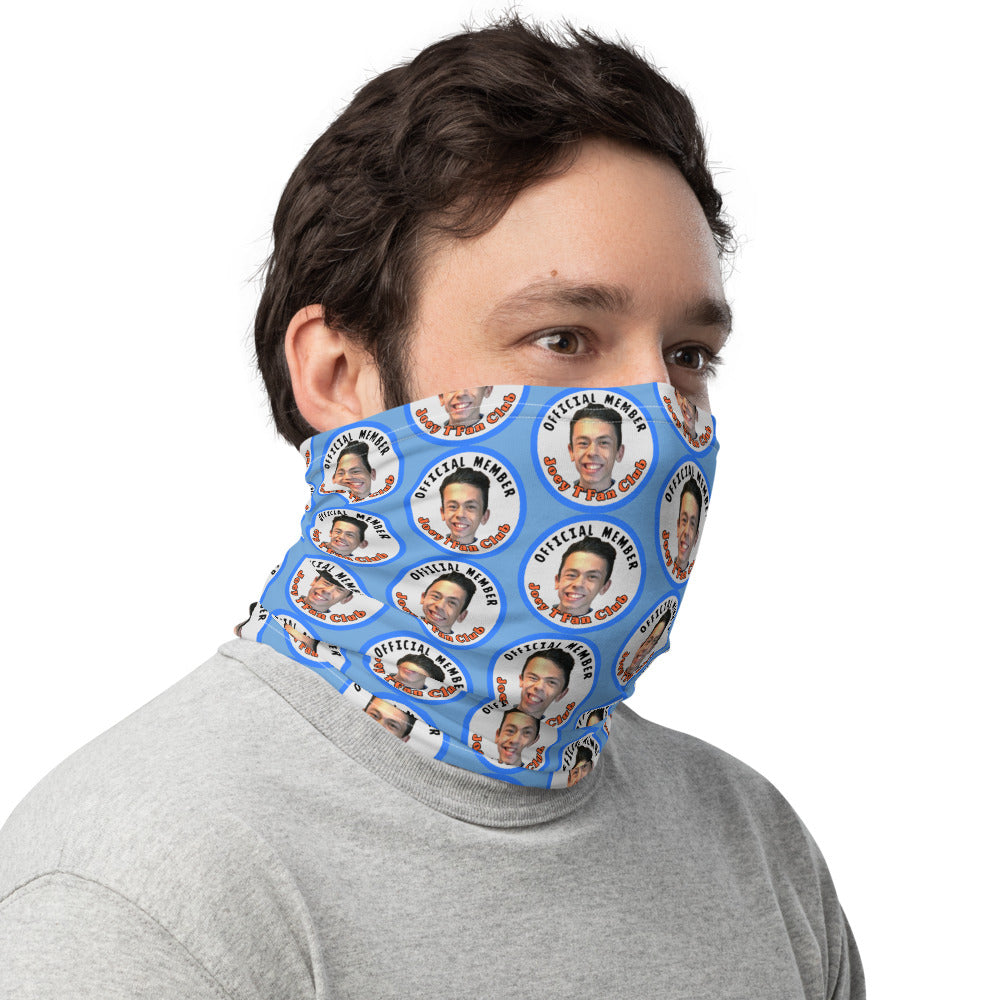 Joey T Fan Club Neck Gaiter