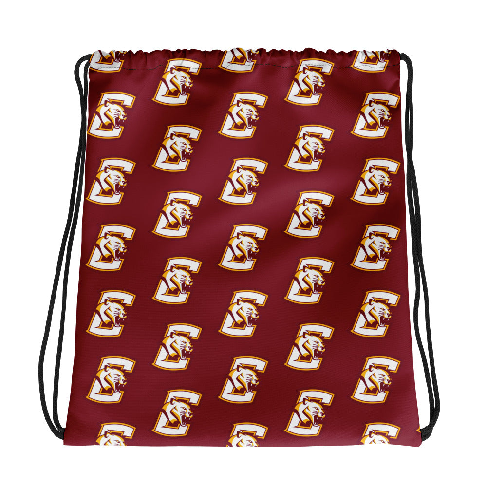 Conestoga Cougars Drawstring bag