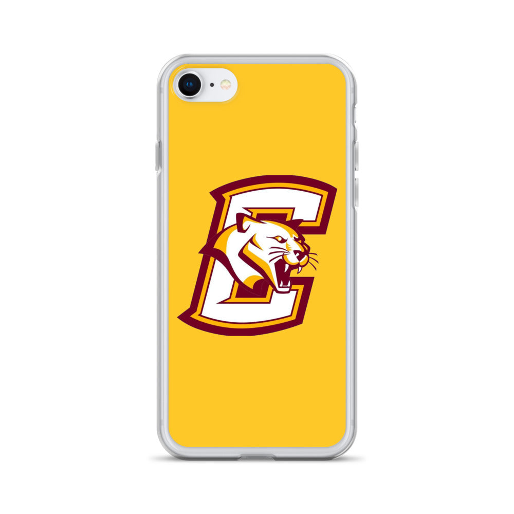 Conestoga Cougars iPhone Case
