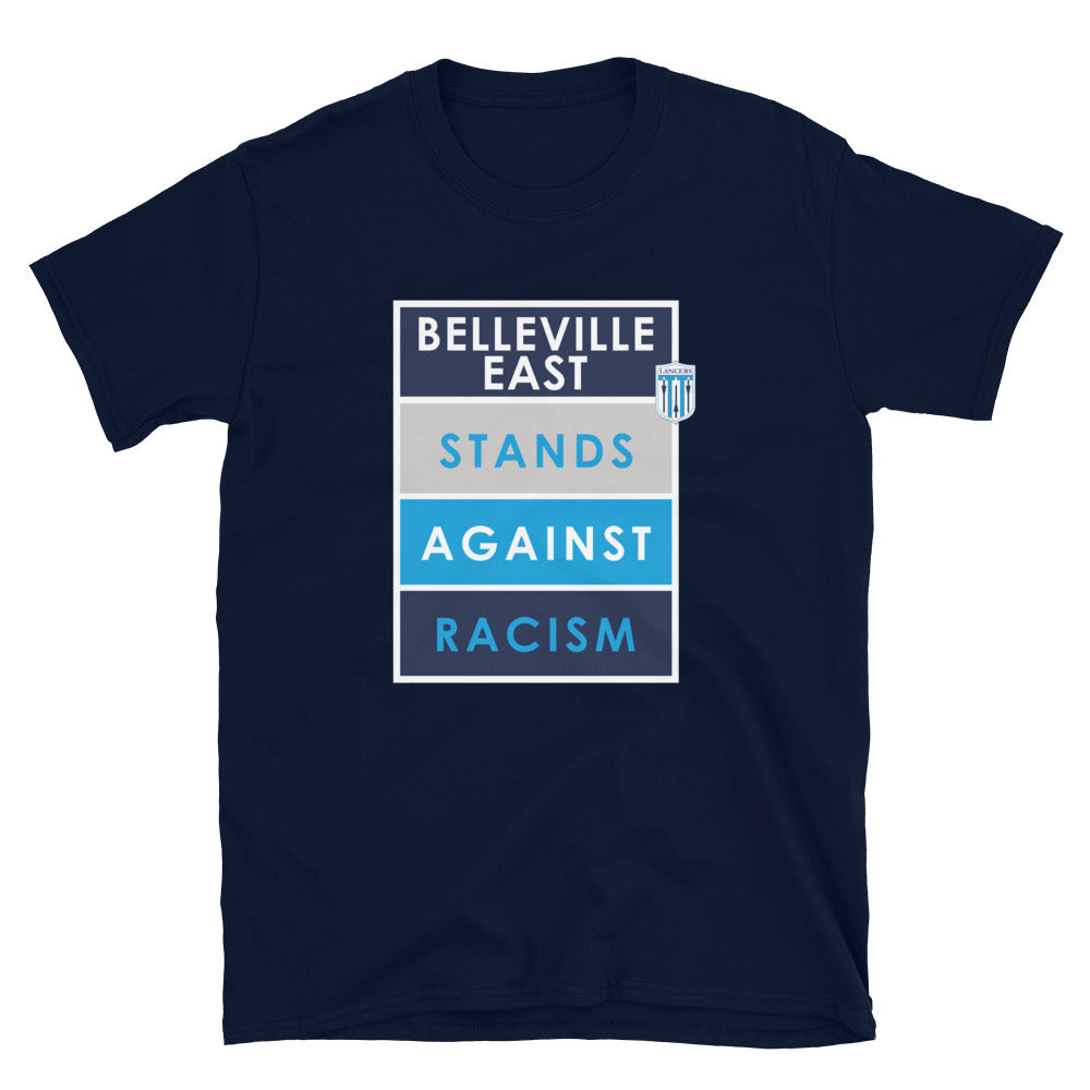 East Stands Against Racism Short-Sleeve Unisex T-Shirt