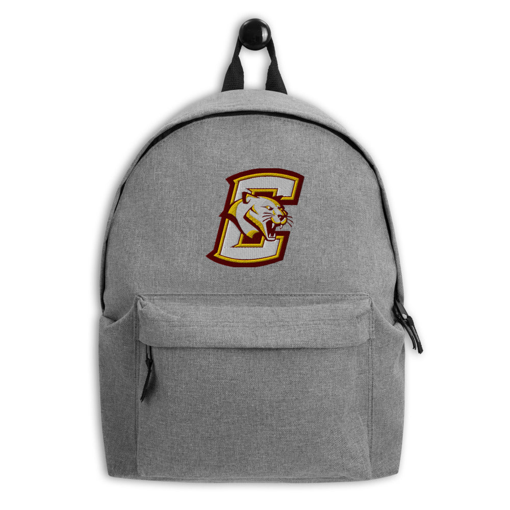 Conestoga Cougars Embroidered Backpack