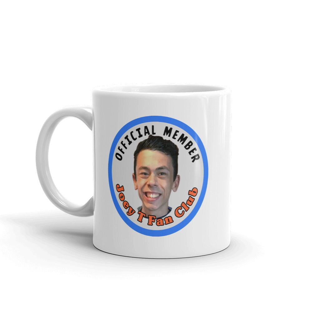 Joey T Fan Club Mug